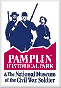 Pamplin Park<BR>and Museum of the Civil War Soldier